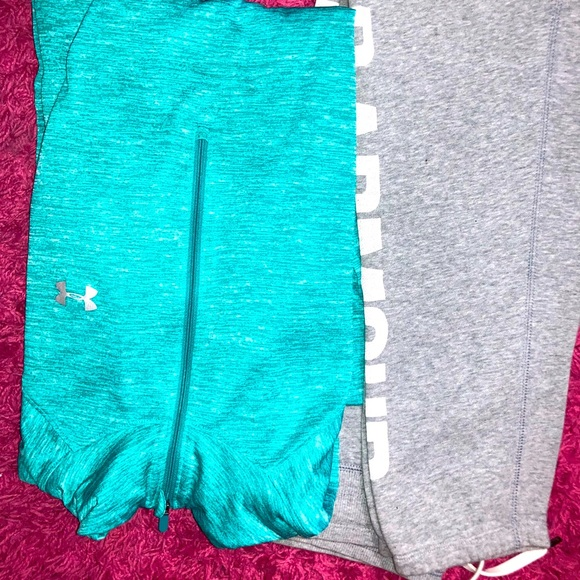 Under armor hoodie & sweats